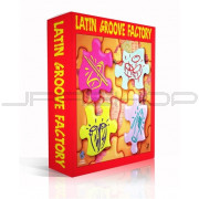 Q Up Arts Latin Grooves V1 for Logic EXS