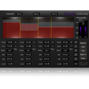 DDMF LinComp Linear Phase Multiband Compressor Plugin