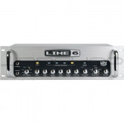 Line 6 LowDown HD400 400W Rack Mount Bass Amp Head