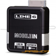 Line 6 Mobile In Premium Guitar Input for iPhone & iPad