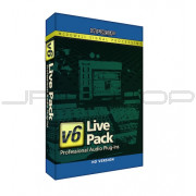 McDSP Upgrade Live Pack HD v5 to Live Pack HD v6