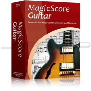 eMedia Maestro Music Software MagicScore Guitar