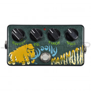 ZVEX Hand-Painted Woolly Mammoth Bass Fuzz Pedal