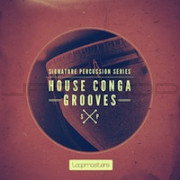 Big Fish Audio Signature Percussion - House Conga Grooves