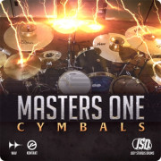 JSD Master One Cymbals