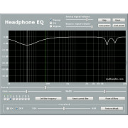 MathAudio Headphone EQ Headphone Tuning Software