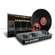 M-Audio Torq Conectiv with Control Vinyls & CD's