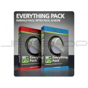 McDSP Upgrade Emerald HD v6 + Retro HD v6 to Everything Pack HD v6.3 (AAX DSP)