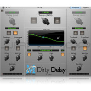 Metric Halo Dirty Delay for VST, AU, and AAX