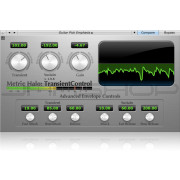 Metric Halo TransientControl for VST, AU, and AAX