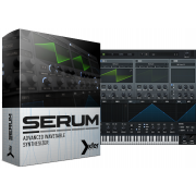 Xfer Records Serum Advanced Wavetable Synthesizer