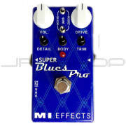 MI Effects Super Blues Pro Overdrive Pedal