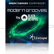 iZotope Modern Grooves by Black Octopus Expansion Pack for BreakTweaker