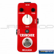 Mooer Cruncher - High Gain Distortion Micro Pedal