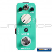 Mooer Green Mile - Overdrive Micro Pedal