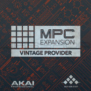 Akai Vintage Provider MPC Expansion Pack
