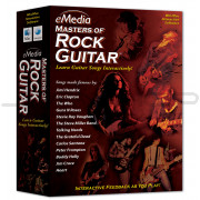 eMedia Music Masters of Rock Guitar