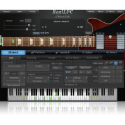 MusicLab RealLPC 4.0 Les Paul Guitar Software