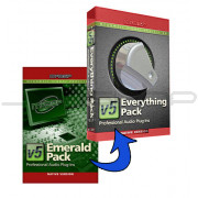 McDSP Upgrade Emerald Pack Native v6 to Everything Pack Native v6.3