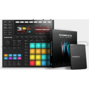 Native Instruments Maschine MK3 + Komplete 11 Ultimate Upgrade Bundle
