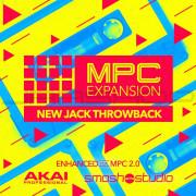 Akai New Jack Throwback MPC Expansion