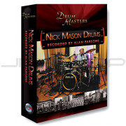 Sonic Reality Nick Mason Kit for BFD 2/3