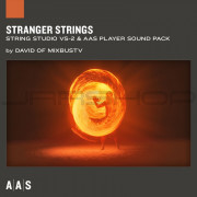 AAS Applied Acoustics Systems Stranger Strings Sound Pack for String Studio VS-2