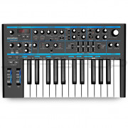 Novation Bass Station II Analogue Synthesizer Keyboard