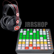 Novation Launchpad S + Focusrite HP60 Headphones Bundle