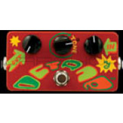 ZVEX Effects Octane III Hand Painted Guitar Effects Pedal