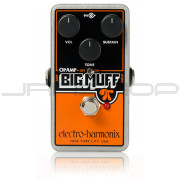 Electro Harmonix Op-Amp Big Muff Pi Distortion Sustainer Pedal