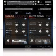 Sonuscore Origins Vol 5 Ukelele & Muted Piano