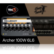 Overloud Choptones Archer 100W 6L6 Rig Library for TH-U