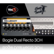 Overloud Choptones Bogie Dual Recto 3CH Rig Library for TH-U