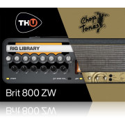 Overloud Choptones Brit 800 ZW Rig Library for TH-U