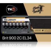 Overloud Choptones Brit 900 2C EL34 Rig Library for TH-U