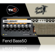 Overloud Choptones Fend Bass50 Rig Library for TH-U