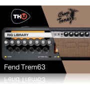 Overloud Choptones Fend Trem63 Rig Library for TH-U