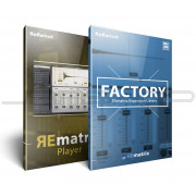 Overloud REmatrix Factory IR Library + REmatrix Player