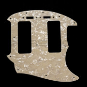 Fender Mustang Modern player P90 aged Pearloid Pickguard