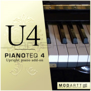 Pianoteq U4 Upright Piano add-on