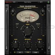 Plug & Mix Basspeg Ampeg SVT Amp Emulation Plugin