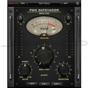 Plug & Mix Gatevador Gate Expander Plugin