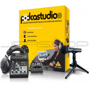Behringer PODCASTUDIOUSB Professional PODCASTUDIO Bundle
