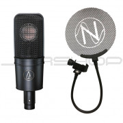 Audio Technica AT4040 Open Box + Free NOS Audio Pop Filter