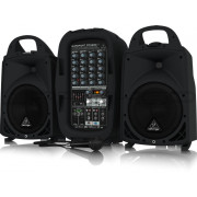 Behringer PPA500BT 500 Watt 6-Channel Portable PA System