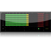 Zplane PPMulator XL Peak & Loudness Metering Plug-in