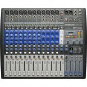 Presonus StudioLive AR16 Mixer 18-Channel Hybrid Digital/Analog Performance Mixer