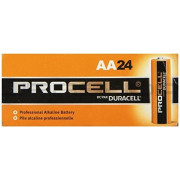Hosa PRO-AA4 Duracell Procell Batteries, AA, 24 pc