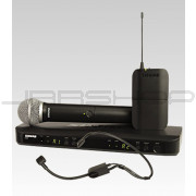 Shure BLX1288/P31 Dual Channel Combo Wireless System